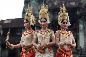 Apsara Dancers at Angkor Wat