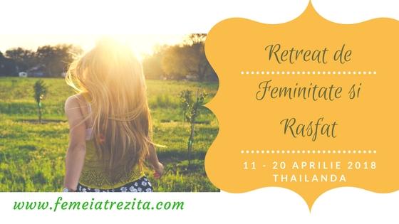 Retreat de Feminitate si Rasfat(1)