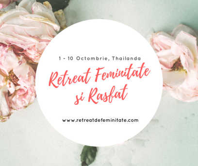 Retreat Feminitate si Rasfat