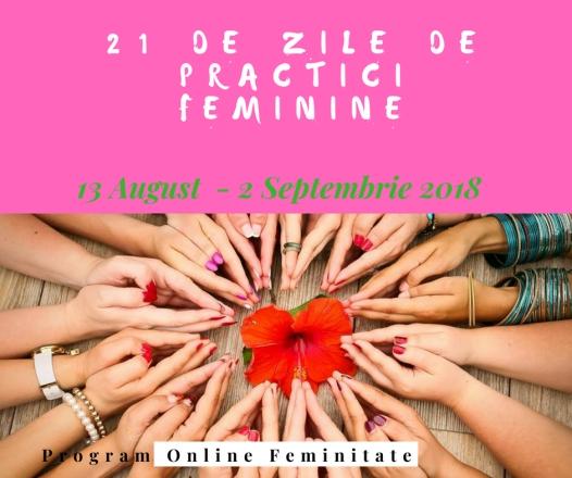 21 de zile de practici Feminine(1)